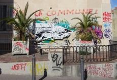 Graffitybild