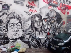 Graffiti in Marseille