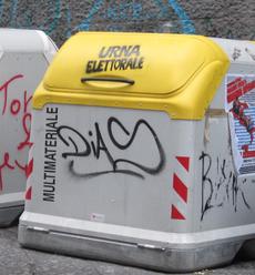 Voting Box in Naples